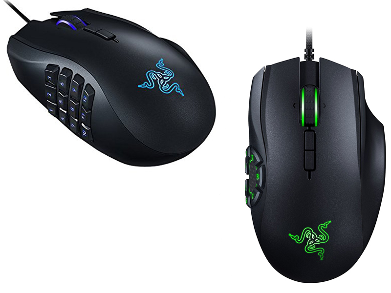 695a98b9baa I have taken both of these gaming mice for a test drive. Razer Naga Chroma  gives you the best grip. The 12 programmable grip buttons gives you better  ...