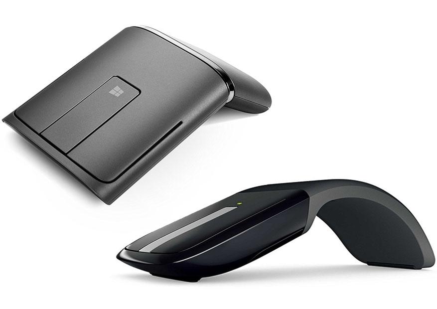 Lenovo N700 vs Microsoft Arc Touch - Muoses com