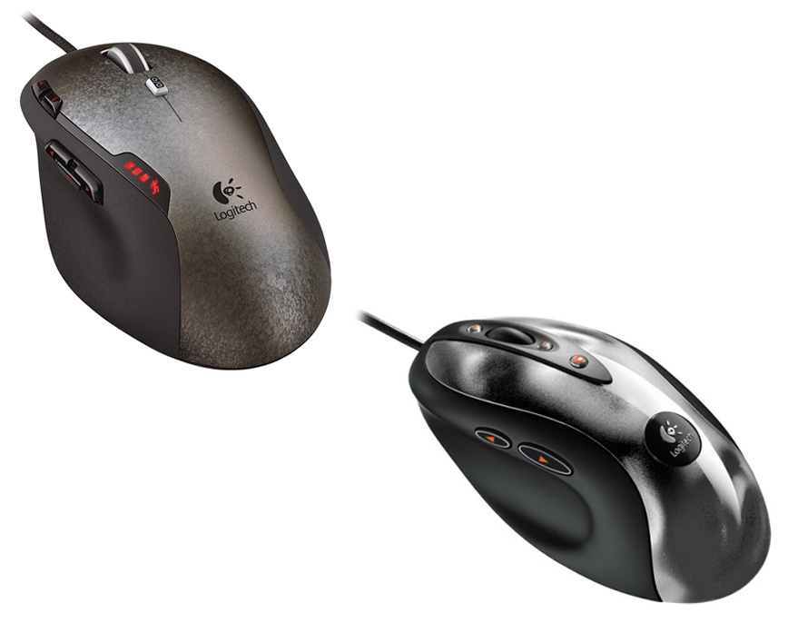 Logitech G500 vs MX518 - Muoses com
